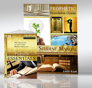 Prophetic Foundation Student Kit + Book!
