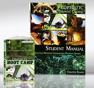 Prophetic Training Student Kit + Book!