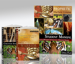 Prophetic Warfare Student Kit + Books!