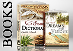 The Way of Dreams & Visions Book and Symbol Dictionary Kit