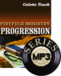The Fivefold Ministry Progression (MP3 Downloads)