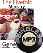 The Fivefold Ministry for a New Generation (MP3 Download)