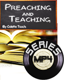 Preaching and Teaching Series (MP4 Downloads)