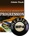The Fivefold Ministry Progression (MP4 Downloads)