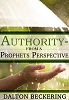 Authority - From a Prophets Perspective