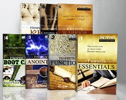 7 Books - The Prophetic Field Guide Series