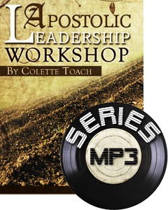 Apostolic Leadership Workshop (MP3 Set)